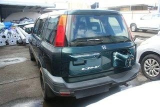1998 Honda CR-V 4WD Green 4 Speed Automatic Wagon