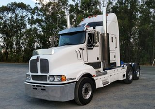 2004 Kenworth T604 (6x4) White Cab Chassis 14.0l 6x4.