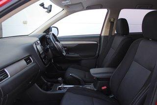 2016 Mitsubishi Outlander LS LS Red Constant Variable Wagon