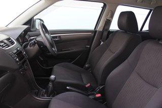 2011 Suzuki Swift GL GL White Manual Hatchback