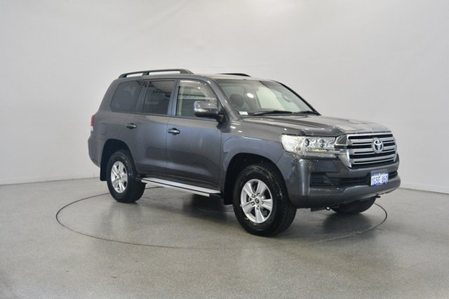 Used Toyota Landcruiser VDJ200R GXL, 2015 Toyota Landcruiser VDJ200R GXL Grey 6 Speed Sports Automatic Wagon