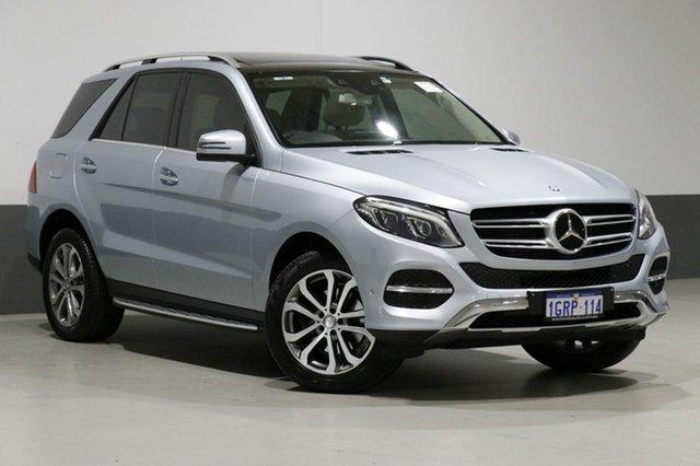 Used Mercedes-Benz GLE250D 166 , 2016 Mercedes-Benz GLE250D 166 Silver 9 Speed Automatic Wagon