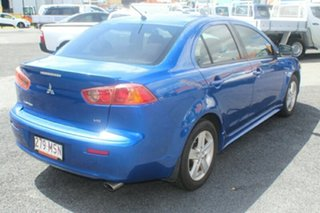 2007 Mitsubishi Lancer CJ MY08 VR Blue 5 Speed Manual Sedan