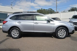 2016 Subaru Outback B6A MY17 2.0D CVT AWD Silver 7 Speed Constant Variable Wagon.