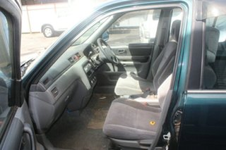 1998 Honda CR-V 4WD Green 4 Speed Automatic Wagon.