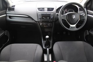 2011 Suzuki Swift GL GL White Manual Hatchback.