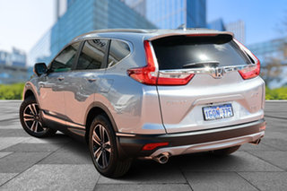 2018 Honda CR-V RW MY18 VTi-LX 4WD Lunar Silver 1 Speed Constant Variable Wagon.