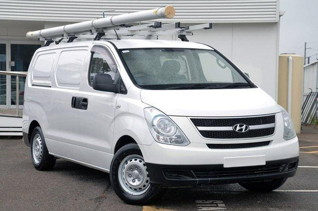 Used Hyundai iLOAD TQ2-V MY13 , 2013 Hyundai iLOAD TQ2-V MY13 White 6 Speed Manual Van