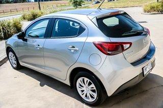 2018 Mazda 2 DJ2HAA Neo SKYACTIV-Drive Aluminium 6 Speed Sports Automatic Hatchback.