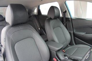 2017 Hyundai Kona Highlander Highlander Blue Sports Automatic Dual Clutch Wagon.