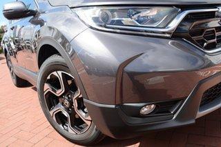 2018 Honda CR-V RW MY18 +Sport FWD Modern Steel 1 Speed Constant Variable Wagon.