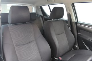 2011 Suzuki Swift GL GL White Manual Hatchback.