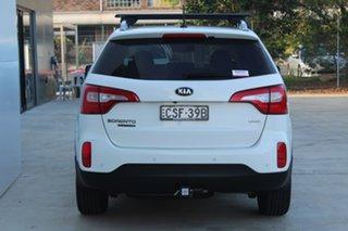 2014 Kia Sorento Platinum Platinum White Sports Automatic Wagon