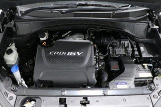2016 Hyundai Santa Fe DM SER II (DM3) Update Highlander CRDi (4x4) Silver 6 Speed Automatic Wagon