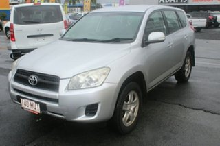 2009 Toyota RAV4 ACA33R MY09 CV Silver 4 Speed Automatic Wagon.
