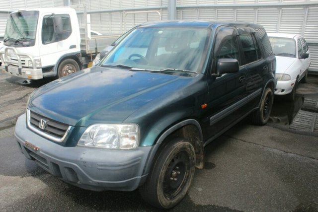 Used Honda CR-V  4WD, 1998 Honda CR-V 4WD Green 4 Speed Automatic Wagon