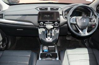2018 Honda CR-V RW MY18 VTi-L FWD Brilliant Sporty Blue 1 Speed Constant Variable Wagon