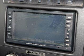2012 Mitsubishi Pajero NW MY12 Platinum Graphite Grey 5 Speed Sports Automatic Wagon