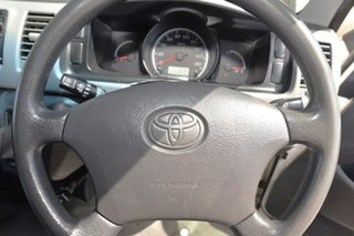 2007 Toyota Hiace KDH201R LWB White 5 Speed Manual Van