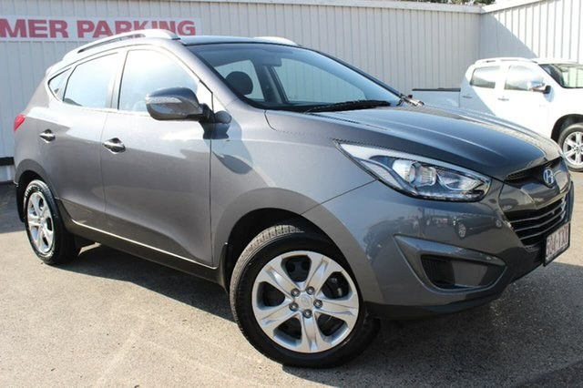 Used Hyundai ix35 LM3 MY14 Active, 2014 Hyundai ix35 LM3 MY14 Active Grey 6 Speed Sports Automatic Wagon