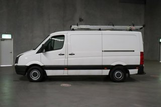 2015 Volkswagen Crafter 2ED1 MY15 35 MWB TDI300 Runner White 6 Speed Manual Van.
