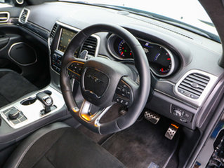 2016 Jeep Grand Cherokee WK MY15 SRT 8 (4x4) Blue 8 Speed Automatic Wagon