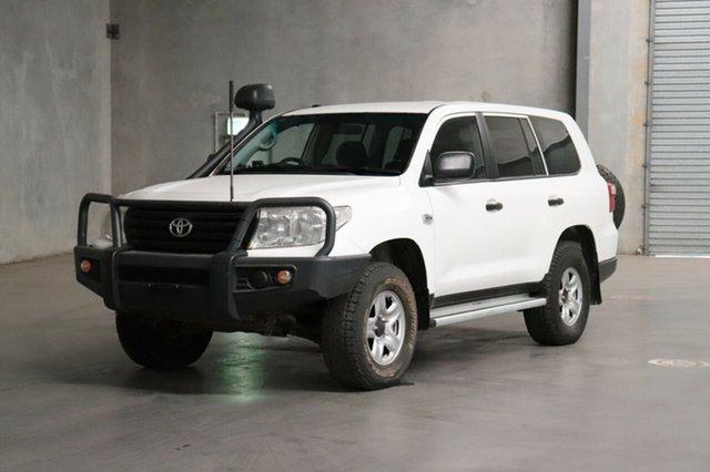 Used Toyota Landcruiser VDJ200R MY13 GX, 2014 Toyota Landcruiser VDJ200R MY13 GX Glacier 6 Speed Sports Automatic Wagon