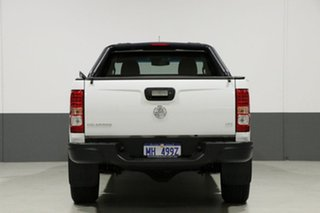 2015 Holden Colorado RG MY15 LS (4x4) White 6 Speed Automatic Spacecab