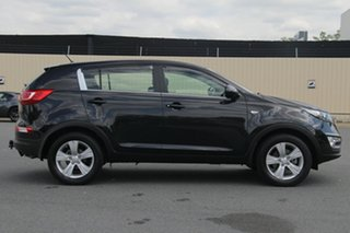 2013 Kia Sportage SL Series II MY13 SI Black 6 Speed Sports Automatic Wagon.