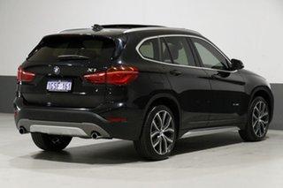 2017 BMW X1 F48 MY17 xDrive 25I Black 8 Speed Automatic Wagon