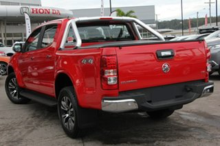 2018 Holden Colorado RG MY18 LTZ Pickup Crew Cab Red 6 Speed Sports Automatic Utility