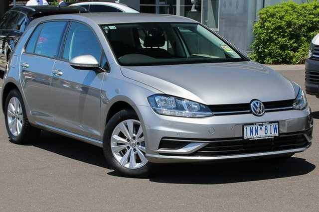 Used Volkswagen Golf 7.5 MY18 110TSI DSG, 2018 Volkswagen Golf 7.5 MY18 110TSI DSG Silver 7 Speed Sports Automatic Dual Clutch Hatchback