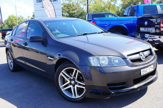 Used Holden Commodore VE Omega, 2007 Holden Commodore VE Omega Grey 4 Speed Automatic Sedan