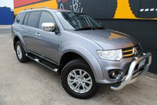 2014 Mitsubishi Challenger PC (KH) MY14 LS Metro 5 Speed Sports Automatic Wagon.