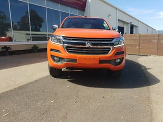 2019 Holden Colorado RG MY19 LTZ Pickup Crew Cab Crunch 6 Speed Sports Automatic Utility