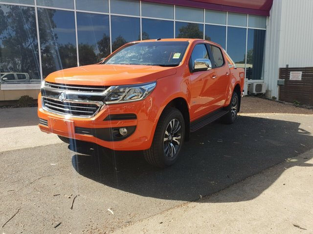 New Holden Colorado RG MY19 LTZ Pickup Crew Cab, 2019 Holden Colorado RG MY19 LTZ Pickup Crew Cab Crunch 6 Speed Sports Automatic Utility
