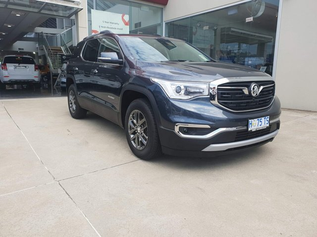 Demo Holden Acadia AC MY19 LTZ AWD, 2018 Holden Acadia AC MY19 LTZ AWD Dark Shadow 9 Speed Sports Automatic Wagon