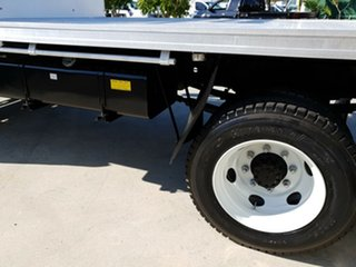 2013 Isuzu FSS550 FH White Traytop 5.2l 4WD