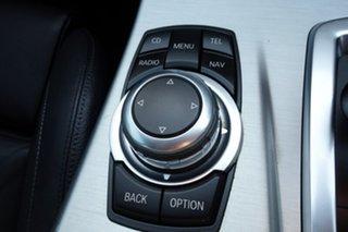 2011 BMW 520d F10 MY0911 Steptronic Blue 8 Speed Sports Automatic Sedan