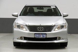 2013 Toyota Aurion GSV50R Prodigy Silver 6 Speed Automatic Sedan.