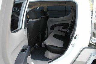2014 Mitsubishi Triton MN MY15 GLX Double Cab Summit White 5 Speed Manual Utility