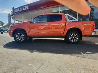 2019 Holden Colorado RG MY19 LTZ Pickup Crew Cab Crunch 6 Speed Sports Automatic Utility.