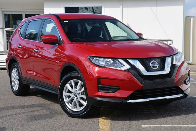 Used Nissan X-Trail T32 Series II ST X-tronic 4WD, 2017 Nissan X-Trail T32 Series II ST X-tronic 4WD Red 7 Speed Constant Variable Wagon