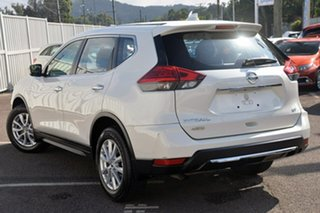 2017 Nissan X-Trail T32 Series II ST X-tronic 4WD White 7 Speed Constant Variable Wagon.