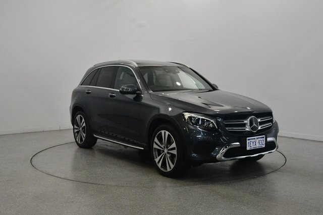 Used Mercedes-Benz GLC250 X253 d 9G-TRONIC 4MATIC, 2015 Mercedes-Benz GLC250 X253 d 9G-TRONIC 4MATIC Grey 9 Speed Sports Automatic Wagon