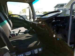 2013 Isuzu FSS 550 FH White Traytop 5.2l 4WD