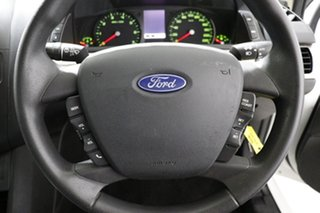2013 Ford Falcon FG MK2 White 6 Speed Auto Seq Sportshift Cab Chassis