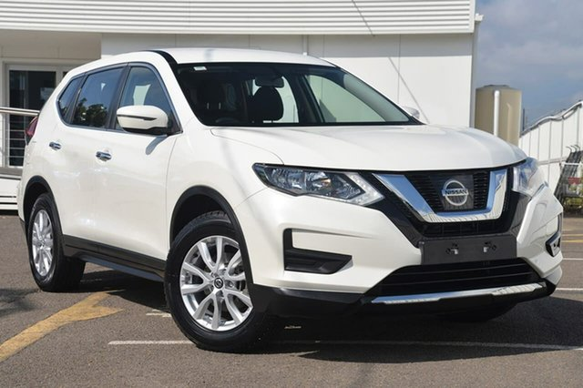 Used Nissan X-Trail T32 Series II ST X-tronic 4WD, 2017 Nissan X-Trail T32 Series II ST X-tronic 4WD White 7 Speed Constant Variable Wagon