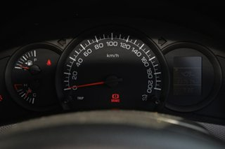 2011 Suzuki Swift FZ GA Black 5 Speed Manual Hatchback