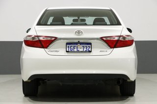 2017 Toyota Camry ASV50R MY16 Altise White 6 Speed Automatic Sedan